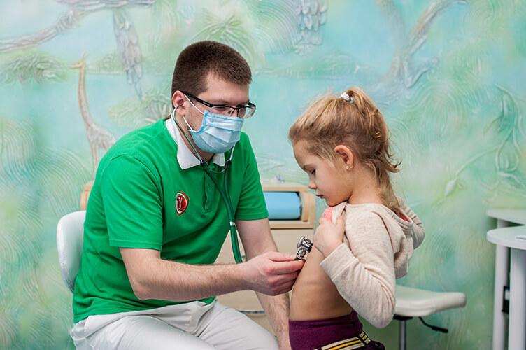 Бобков Максим - врач-педиатр, детский аллерголог и кардиоревматолог детский мед.центр Гамма+
