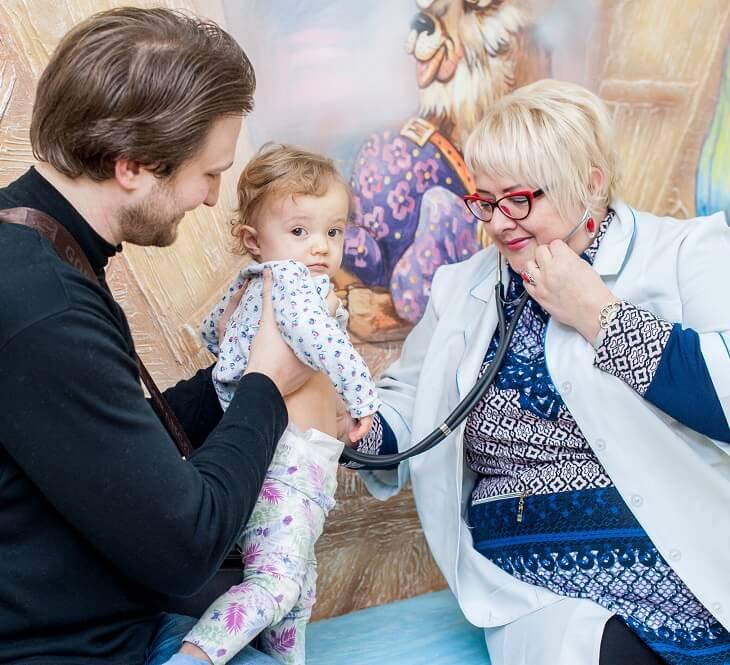 Бойченко Виктория Анатольевна — детский эндокринолог в Запорожье, центр Гамма+