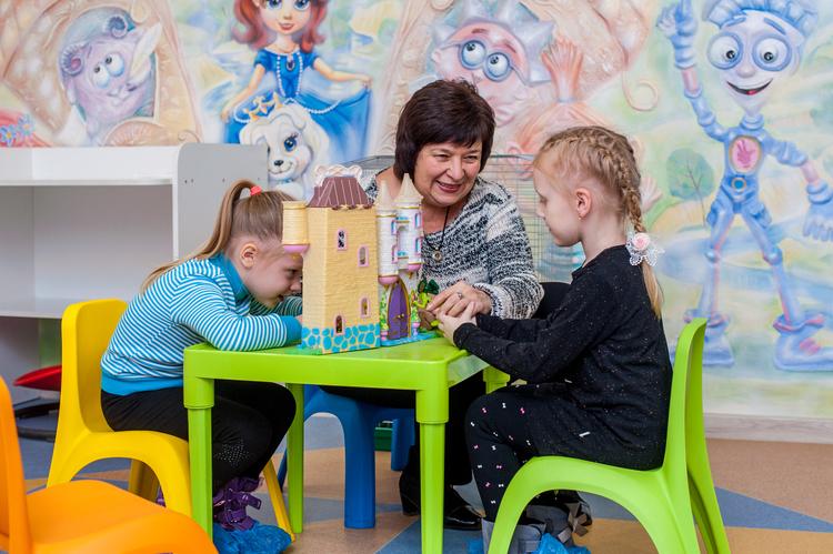Дараган Ольга - врач-психолог, детский мед.центр Гамма+