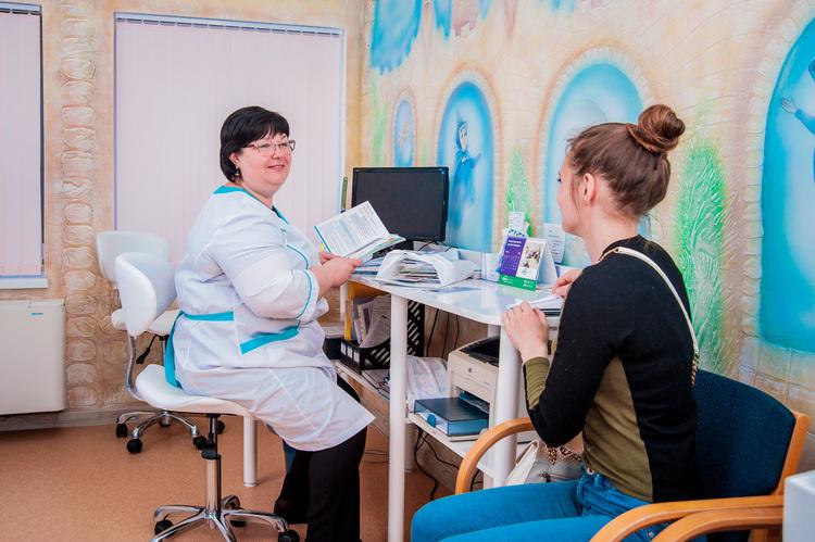 Драковцева Лилия - врач-дерматолог, десткий мед.центр Гамма+