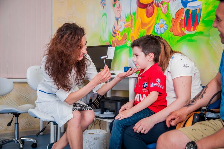 Король Ирина - врач-невролог, детский мед.центр Гамма +