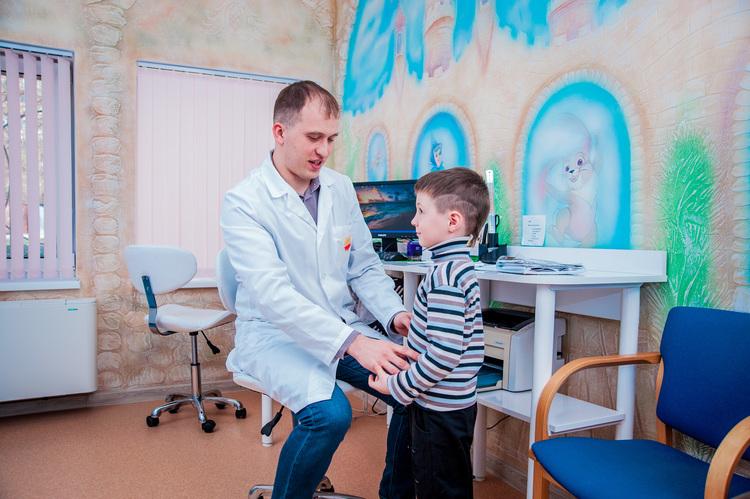 Пахольчук Алексей - детский хирург-уролог в детском мед.центре Гамма+