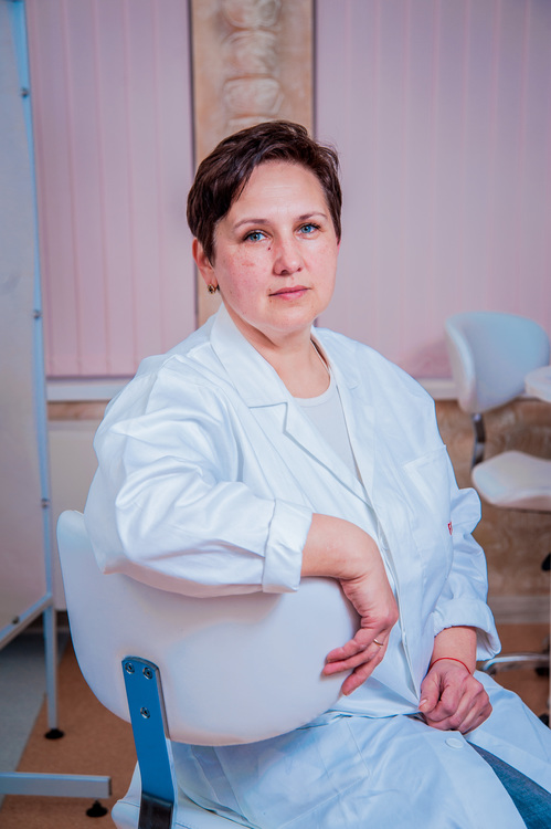 Сердюк Лариса - врач-гинеколог, детский мед.центр Гамма +
