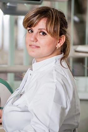 Чумикова Юлия Михайловна
