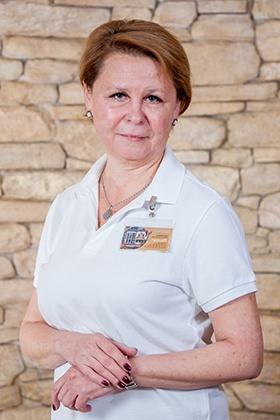 Алфёрова Ольга Олеговна