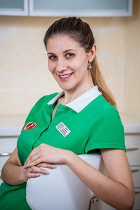 Гедзь Екатерина Евгеньевна - детский стоматолог