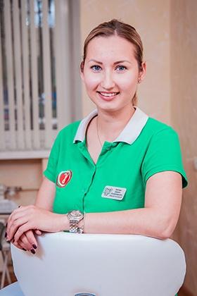 Гонтарь Дарина Владимировна