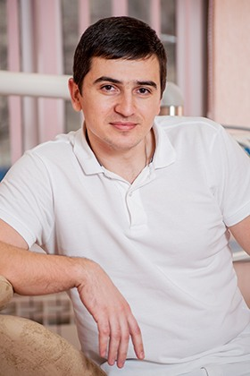 Гриб Виталий Степанович - врач стоматолог-ортопед