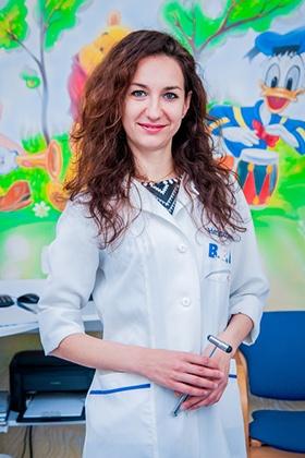 Король Ирина Юрьевна - врач-невролог