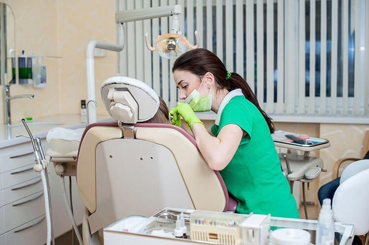 Ксения Александровна - врач-стоматолог, детская стоматологическая клиника Гамма