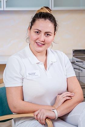 Кушнир Алина Станиславовна