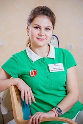 Ларченко Ирина Игоревна - стоматолог-терапевт