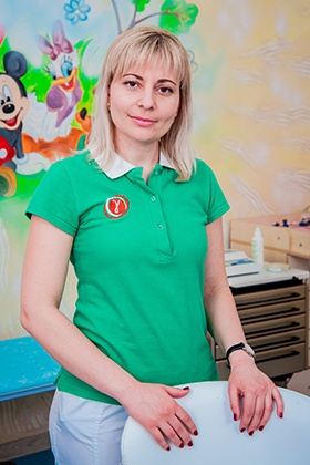 Пасечник Елена Владимировна