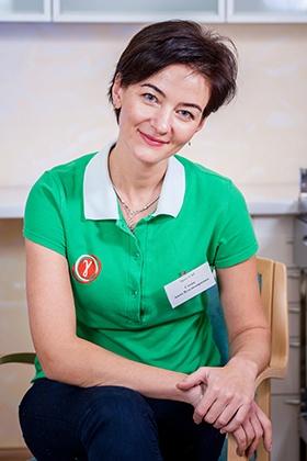 Стояк Анна Владимировна
