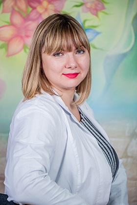 Усенко Елена Сергеевна