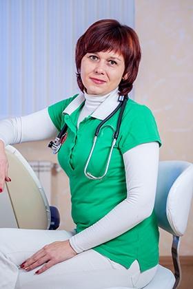 Клыпа Ирина Викторовна - врач-педиатр