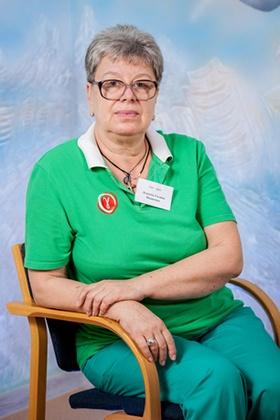 Лежнева Галина Ивановна - врач-отоларинголог