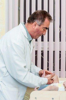 Марьяновский Михаил Исаакович - детский невролог