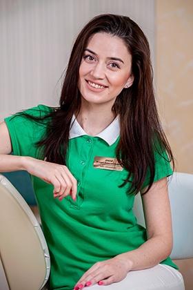 Шкор Ксения Александровна - врач-стоматолог