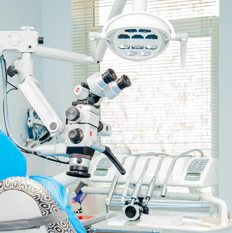 Оборудование для удаления зуба