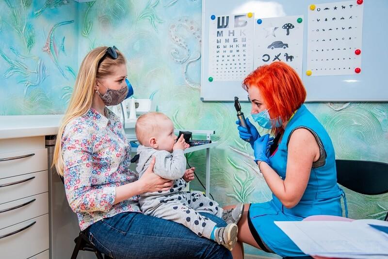 Самченко окулист детский Запорожье