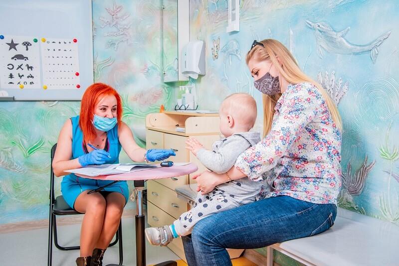 Самченко окулист детский