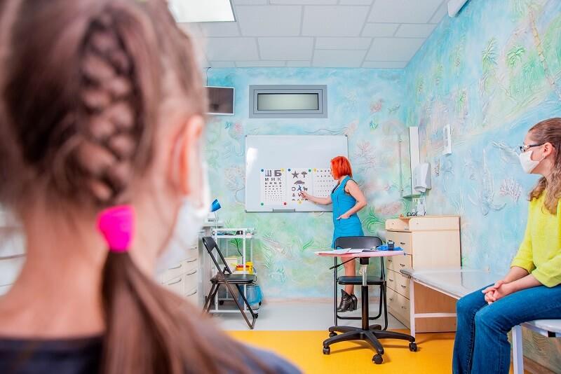 Самченко Инна Сергеевна с пациентом