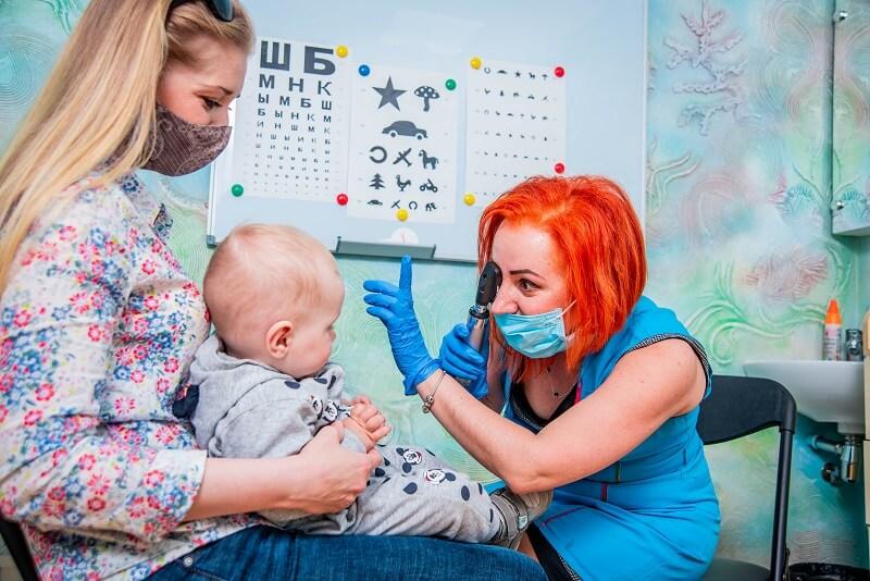 Самченко окулист детский Гамма
