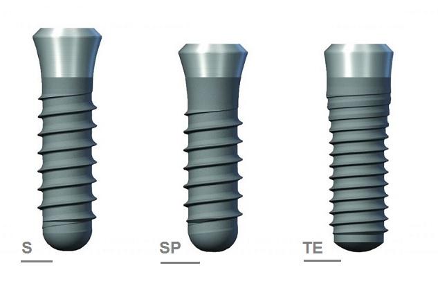 Виды имплантов Штрауманн